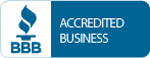Better Business Bureau A+ Rated